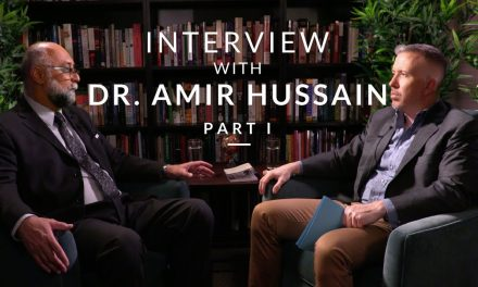 Interview with Dr. Amir Hussain – Part I