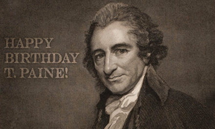 Paine Day, the Bible, and Motivating Histories