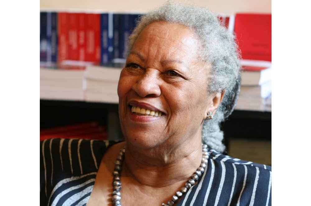 Toni Morrison: Her Life in Words