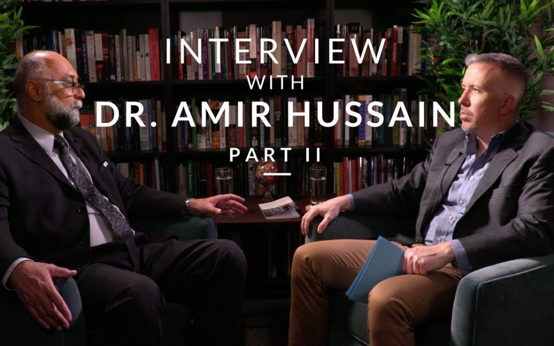 Interview with Dr. Amir Hussain – Part II